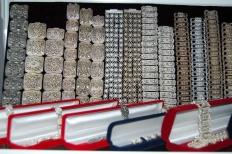 Галерия  - Ръчно изработени сребърни гривни