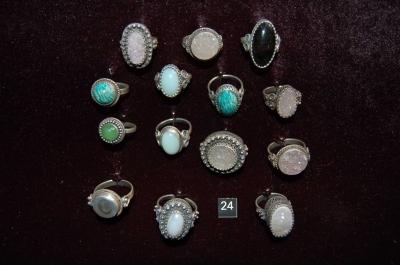 Галерия  - Ръчно изработени сребърни пръстени